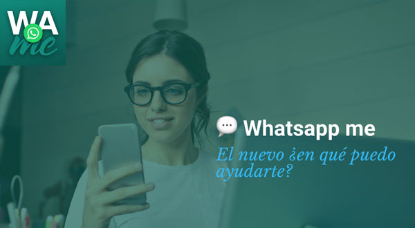 WhatsApp me - wame - The perfect plugin for gaining and retaining customers
