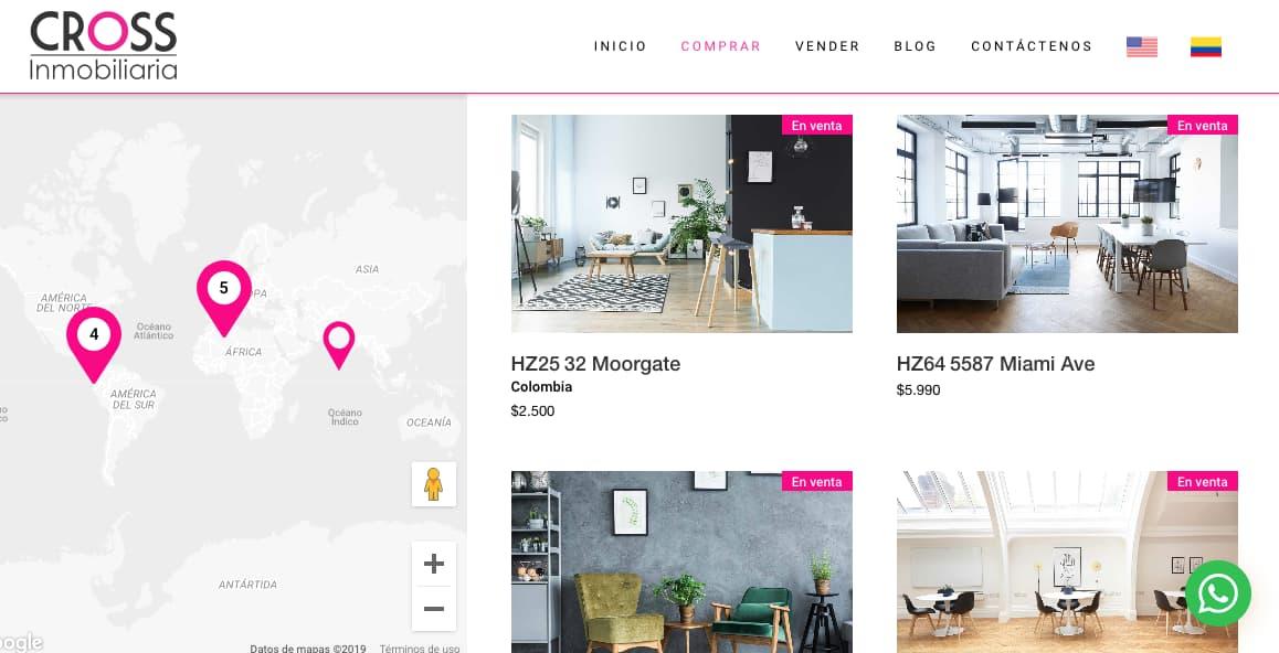 Usar WhatsApp para vender pisos y apartamentos